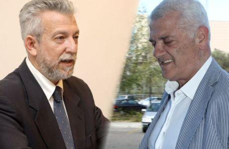 "Mελισσανίδης σε Κοντονή: ""Δεν έχουμε πρόβλημα να ανοίξει η θύρα 4!"""