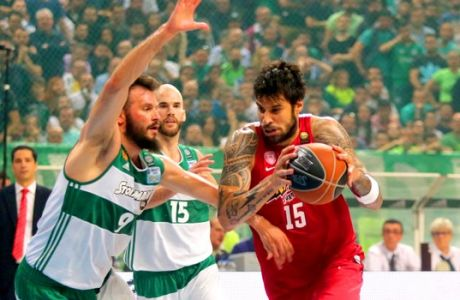Η κατάταξη της Euroleague μετά την 14η αγωνιστική