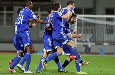 Καλλονή - Αστέρας Τρίπολης 1-0 (VIDEO)