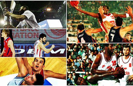 Ο Ολυμπιακός των δέκα Final-4: Από το Τελ Αβίβ στην Πόλη