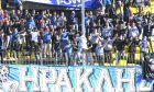 Φίλαθλοι του Ηρακλή στην κερκίδα του 'Καυτανζογλείου' σε αναμέτρηση με τον Ηρόδοτο για τη Football League 2018-2019, Σάββατο 27 Οκτωβρίου 2018