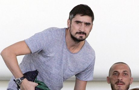 """Λυμπερόπουλος: """"Η ΑΕΚ έχει ταυτότητα"""""""