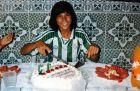 Ο Χοσέ Αντόνιο Ρέγιες στα 13α του γενέθλια με τη φανέλα της Μπέτις, ενώ ήδη αγωνιζόταν στις ακαδημίες της Σεβίγια! (1/9/1996)