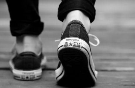 Εκπτώσεις σε ανδρικά παπούτσια Converse all star