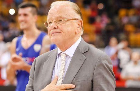 Ο... άρχοντας Ντούντα στο hall of fame της FIBA σαν γαμπρός!
