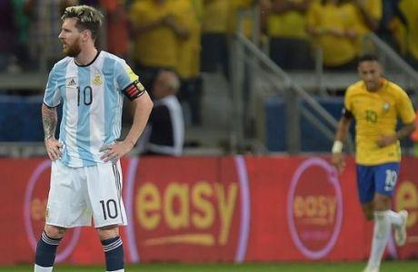 Ο Μέσι έκανε σκληρή κριτική στην εθνική Αργεντινής