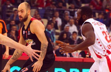 """Ραζνάτοβιτς: """"Αυτό είναι το ποσό που θα έπαιρνε ο Σπανούλης στο ΝΒΑ"""""""