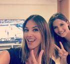 """Η σύντροφος του Ρούντι """"μάγεψε"""" στο Eurobasket"""