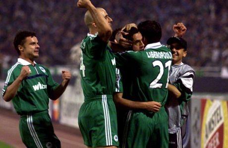 5 φορές που ελληνικές ομάδες πανηγύρισαν στην 6η αγωνιστική του Champions League