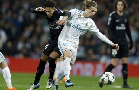 Ο Μόντριτς θέλει τον Νεϊμάρ στην Ρεάλ Μαδρίτης και του το έδειξε με μια ατάκα