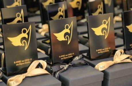 """Το ΙΕΚ Δέλτα 360 πολύτιμος αρωγός στα Βραβεία """"Οι Ήρωες του COVID-19"""""""