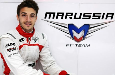 Jules Bianchi (FRA) Marussia F1 Team. 01.03.2013. Formula One Testing, Day Two, Barcelona, Spain.