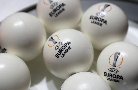 """Αυτές είναι οι ομάδες της φάσης των """"32"""" του Europa"""