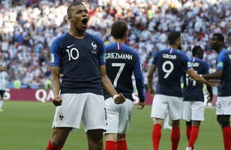 Γιατί το Γαλλία-Αργεντινή ήταν το πιο σημαντικό ματς του Παγκοσμίου Κυπέλλου της Ρωσίας
