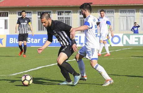 FOOTBALL LEAGUE / ÊÁËËÏÍÇ - ÏÖÇ (Eurokinissi Sports)