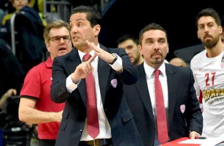 """Σφαιρόπουλος: """"Θέλαμε να κάνουμε φάουλ, αλλά..."""""""