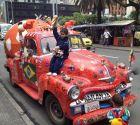 Από το Σαν Φρανσίσκο στην Βραζιλία με ένα φορτηγάκι του '55 (PHOTOS)