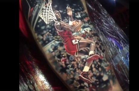 Επικό τατουάζ για τον Τζόρνταν