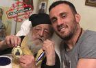 Ο Τοροσίδης με τον Γέροντα Νεκτάριο, τον πνευματικό καθοδηγητή της ζωής του