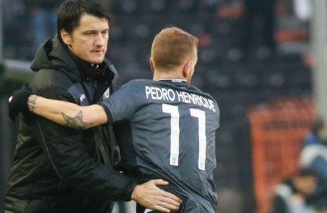 Ίβιτς - Πέδρο Ενρίκε... 1-0
