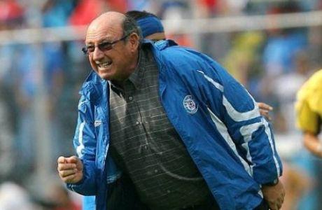 O Σέρχιο Μαρκαριάν είναι ο νέος προπονητής της Εθνικής Ελλάδας