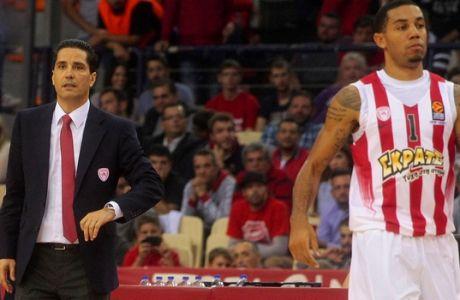 "Tράβηξε το αυτί στους παίκτες του ο Σφαιρόπουλος: ""Κακή νοοτροπία!"""