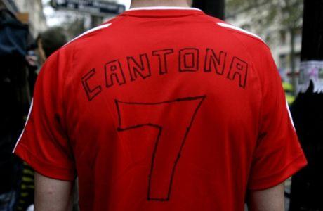 23 λόγοι που αγαπάμε τον Ερίκ Καντονά