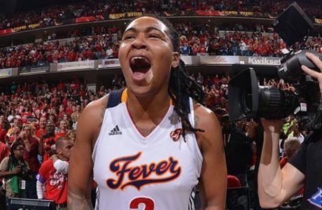 Μια πρωταθλήτρια του WNBA στον Ολυμπιακό!