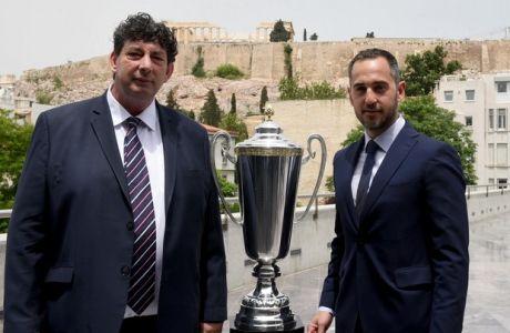 """""""Η Stoiximan.gr Basket League ενώνει, το μπάσκετ νοιάζεται και ο αθλητισμός είναι έκφραση πολιτισμού"""""""