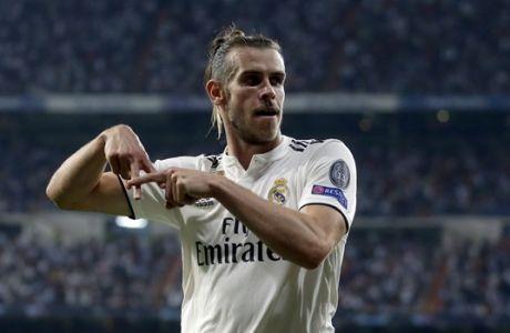 Ο Gareth Bale είπε αυτό που σκέφτονται όλοι για τη φετινή Ρεάλ Μαδρίτης