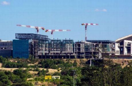 """Κινέζικος κολοσσός """"βαπτίζει"""" το νέο γήπεδο της Ατλέτικο"""