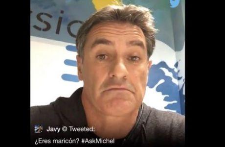Ρώτησε τον Μίτσελ αν είναι... γκέι και πήρε την απάντησή του!