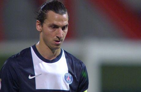 """Ιμπραχίμοβιτς: """"Ίντριγκα να παίξεις στις ΗΠΑ"""""""