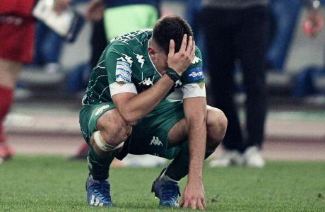 Το 1-1 στο αγώνα με τον Βόλο άφησε τον Παναθηναϊκό χωρίς νίκη στο νέο πρωτάθλημα ύστερα από 5 αγώνες