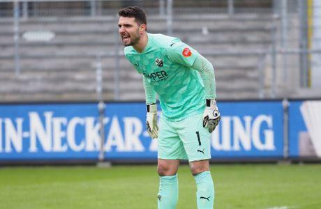 Ο Στέφανος Καπίνο έκανε το ντεμπούτο του με τη Σαντχάουζεν στο 1-1 με την Μπόχουμ