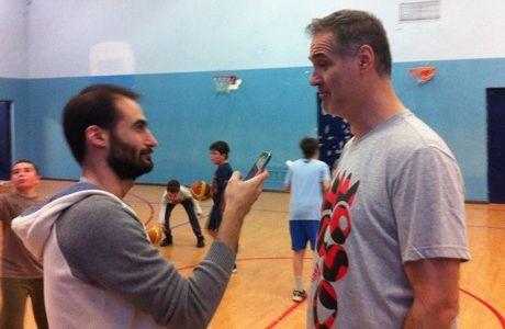 Συνέντευξη Αργύρη Παπαπέτρου στο Contra.gr: Δεν θα πανηγυρίσω στο ΟΑΚΑ