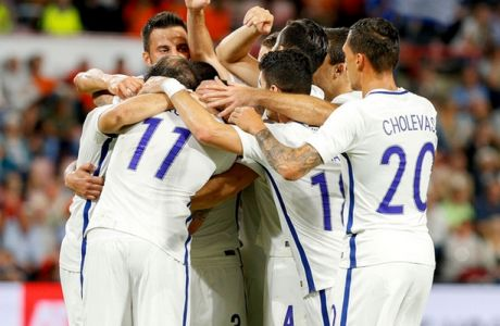 Ολλανδία - Ελλάδα 1-2