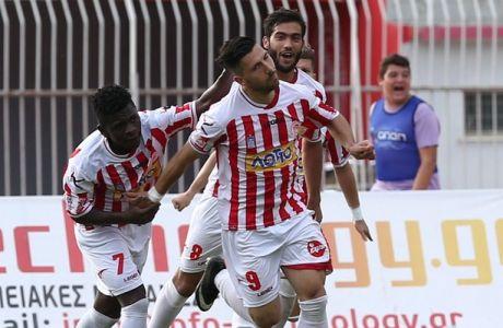 Ολυμπιακός Βόλου - ΑΕΚ 1-0