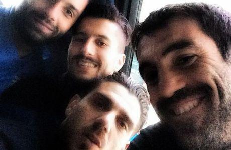 Η selfie του Καραγκούνη!