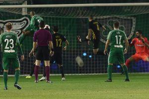 Σφύριγμα στη φάση του γκολ μπέρδεψε τον Λαμπρόπουλο!