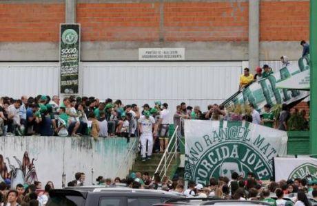 """Έκκληση βραζιλιάνικων ομάδων: """"Μην υποβιβάσετε την Τσαπεκοένσε"""""""