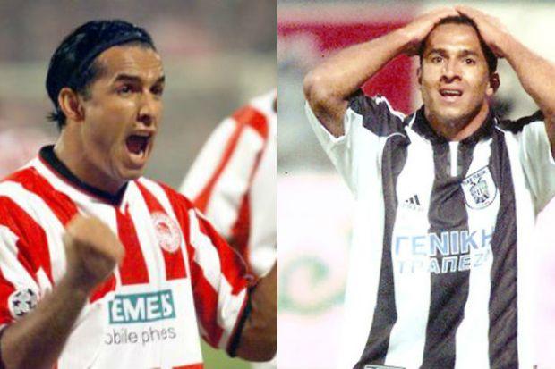 /></figure>    <p>Πήγε στον Ολυμπιακό ως μεταγραφή από την Ξάνθη το 1998 και έμεινε μια τριετία στο Λιμάνι, όπου κέρδισε 3 πρωταθλήματα (1999, 2000, 2001) και ένα κύπελλο (1999). Κορυφαία του στιγμή στον Ολυμπιακό ήταν ο αγώνας απέναντι στο Παναθηναϊκό στη Λεωφόρο στις 21 Μαρτίου 2001 όταν η εξαιρετική του απόδοση συνοδεύτηκε από ένα εντυπωσιακό γκολ που σημείωσε από εκτέλεση φάουλ ενθουσιάζοντας τους φιλάθλους.</p>    <p>Το 2001 ανηφόρισε ξανά προς της Βόρειο Ελλάδα για χάρη του ΠΑΟΚ όπου έμεινε μόλις μία χρονιά και σημείωσε 9 συμμετοχές στο πρωτάθλημα χωρίς να πετύχει κάποιο γκολ. Παραμένει αγαπημένο παιδί των Ξανθιωτών φιλάθλων και ήταν βοηθός του Λουτσέσκου πριν φύγει για τον ΠΑΟΚ, αλλά και του Ράσταβατς μέχρι πριν ένα χρόνο.</p>    <h2><strong>Στέλιος Βενετίδης</strong></h2>    <figure class=