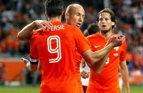Δεν έπεισε η Ολλανδία, ισόπαλη με το Λουξεμβούργο η Ιταλία!