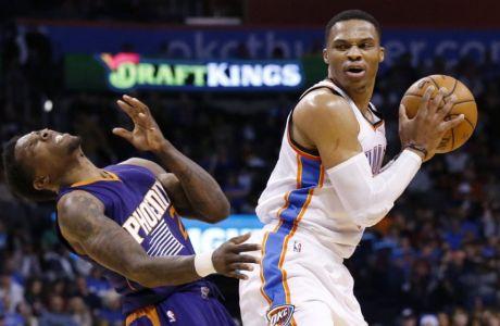 Έγραψε ιστορία ο Westbrook!