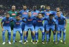Napoli's players pose for a team photo prior to the Group F Champions League soccer match between Shakhtar Donetsk and Napoli at the Metalist Stadium in Kharkiv, Ukraine, Wednesday, Sept. 13, 2017. (AP Photo/Efrem Lukatsky)