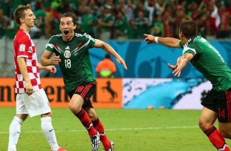 Κροατία - Μεξικό 1-3 (VIDEO)