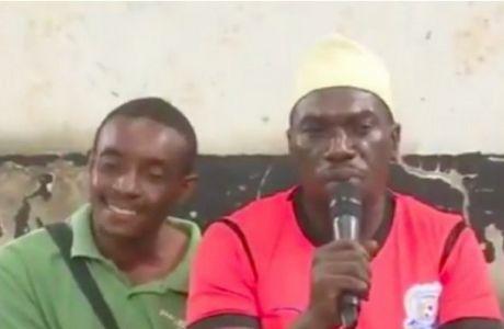 Αυτός ο Τανζανός θυμάται τους παίκτες της Ελλάδας του EURO 2004 καλύτερα απ' ότι εσύ
