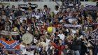 Οι ναζιστές οργανωμένοι της Ρεάλ άνοιξαν εμφύλιο στο 'Ολίμπικο'