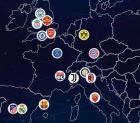 Τα 16 υποτιθέμενα ιδρυτικά μέλη της ευρωπαϊκής Σούπερ Λίγκας.