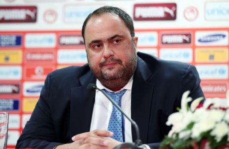Αναβλήθηκε η δίκη Μαρινάκη για τον τελικό Κυπέλλου με Αστέρα